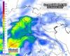 Meteo Nordovest: al via 3 giorni di gran pioggia e di neve abbondante su Alpi