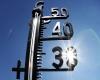 Caldo estremo da record a fine marzo. Il super anticipo d'estate nel 2001