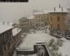 Alpi: nuove, fitte nevicate. Localmente sotto i 600 metri