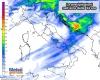 Piogge, temporali, neve su Alpi: il peggioramento non è ancora terminato
