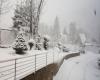 Nevicate in molte nazioni europee: l'inverno che non ti aspetti