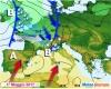 Meteo 1° Maggio, tempaccio nel Nord, nuovamente caldo al Sud e Sicilia