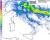 Meteo weekend, temporali anche forti in rotta dalle Venezie al Centro-Sud