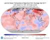 Aprile 2017 è stato il più caldo della storia