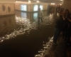 Nubifragi mandano in tilt Roma: diluvio eccezionale, oltre 100 millimetri