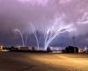 USA: fulmini terra nube, uno spettacolo incredibile