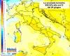 Caldo d'Africa accoglierà giugno: ulteriore aumento temperature
