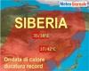 Il clima mondiale fuori controllo: meteo estremo, in Siberia caldo come a Tunisi