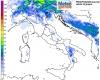Meteo sabato: peggiora al Nord, temporali serali in arrivo anche in pianura