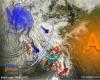 Impressionante Meteosat: Europa, poi Italia, in balia di una grossa depressione