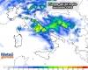 Meteo prossima settimana: il modello americano GFS vede piogge importanti