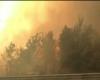 Emergenza incendi favorita dal meteo estremo: chiusa la A1