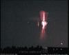 Incredibile in cielo: spettri rossi sempre più frequenti per Minimo Solare