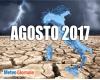 Meteo d'Agosto potenziale CLIMA ESTREMO: caldo e burrasche