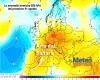 Meteo d'inizio agosto: nuova, potente ondata di caldo dal Sahara