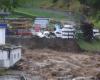 Incredibili alluvioni lampo in Norvegia