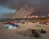 Costa Azzurra, è catastrofe: immane incendio, 12 mila evacuati
