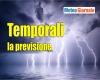 Temporali, la previsioni meteo del fenomeno