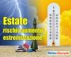 I potenziali di meteo estremo di Settembre: dai 45°C ai super temporali
