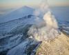 Antartide: scoperti 91 vulcani sotto il ghiaccio. Pericolo effetti sul clima