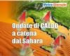 ULTIMORA METEO: Centri Meteo prospettano una SUPER ONDATA di CALDO, potenziali da record