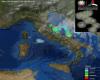 METEO in diretta: maltempo verso Adriatiche e Sud