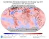 Agosto 2017 il terzo più caldo di sempre