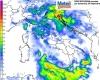 Meteo domenica 24 sempre più instabile, dettaglio sulle precipitazioni