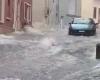 Nubifragi e grandine in Puglia (VIDEO)