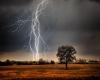 Allerta meteo in Sardegna, codice arancione per rischio forti temporali