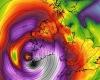 Allerta meteo ROSSA in Irlanda per arrivo Uragano Ophelia