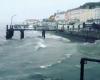 Irlanda, uragano a Cork