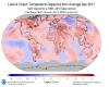 Settembre 2017, prosegue il riscaldamento globale