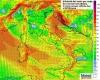 Rapida frustata del maltempo in Italia, arrivano venti forti e mareggiate