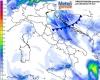 Meteo del weekend sull'Italia, tra qualche pioggia e nuovo freddo da nord