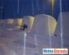 Diretta METEO ed evoluzione: gelicidio in Val Padana, altra neve. FORTE BURRASCA altrove