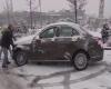 Ana, la prima tempesta invernale mette in ginocchio l'Europa