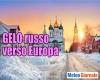 METEO: dall'Artico al Gelo Russo. Inverno pronto a riprendersi lo scettro