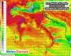 Previsioni METEO: nuova tempesta di VENTO, forte NEVE su Alpi