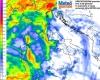 Meteo settimana: dopo anticiclone, sarà MALTEMPO con PIOGGE e NEVE