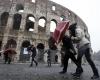 Meteo ROMA: INSTABILE con rovesci di PIOGGIA