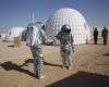 """Iniziato lo """"sbarco su Marte"""" in Oman, parte la missione con orto italiano"""