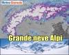Super inverno per le Alpi, oltre i 2-3 metri di neve. Meteo favorevoli: altre nevicate