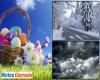 Previsioni meteo per Pasqua: devono essere precise