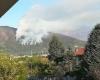 Caldo estremo record porta i primi grossi incendi fuori stagione