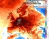 Clima Europa ultimi 7 giorni: caldo esagerato, super anomalie. Ora cambia