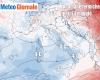 Meteo d'inizio Maggio ben più fresco: crollo delle temperature