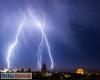 Meteo PALERMO: qualche temporale, poi caldo estivo
