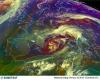 DIRETTA METEO: il Meteosat in real time, una miriade di temporali