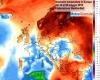 Clima ultimi 7 giorni, caldo estremo sul Nord Europa e fresco sull'Italia